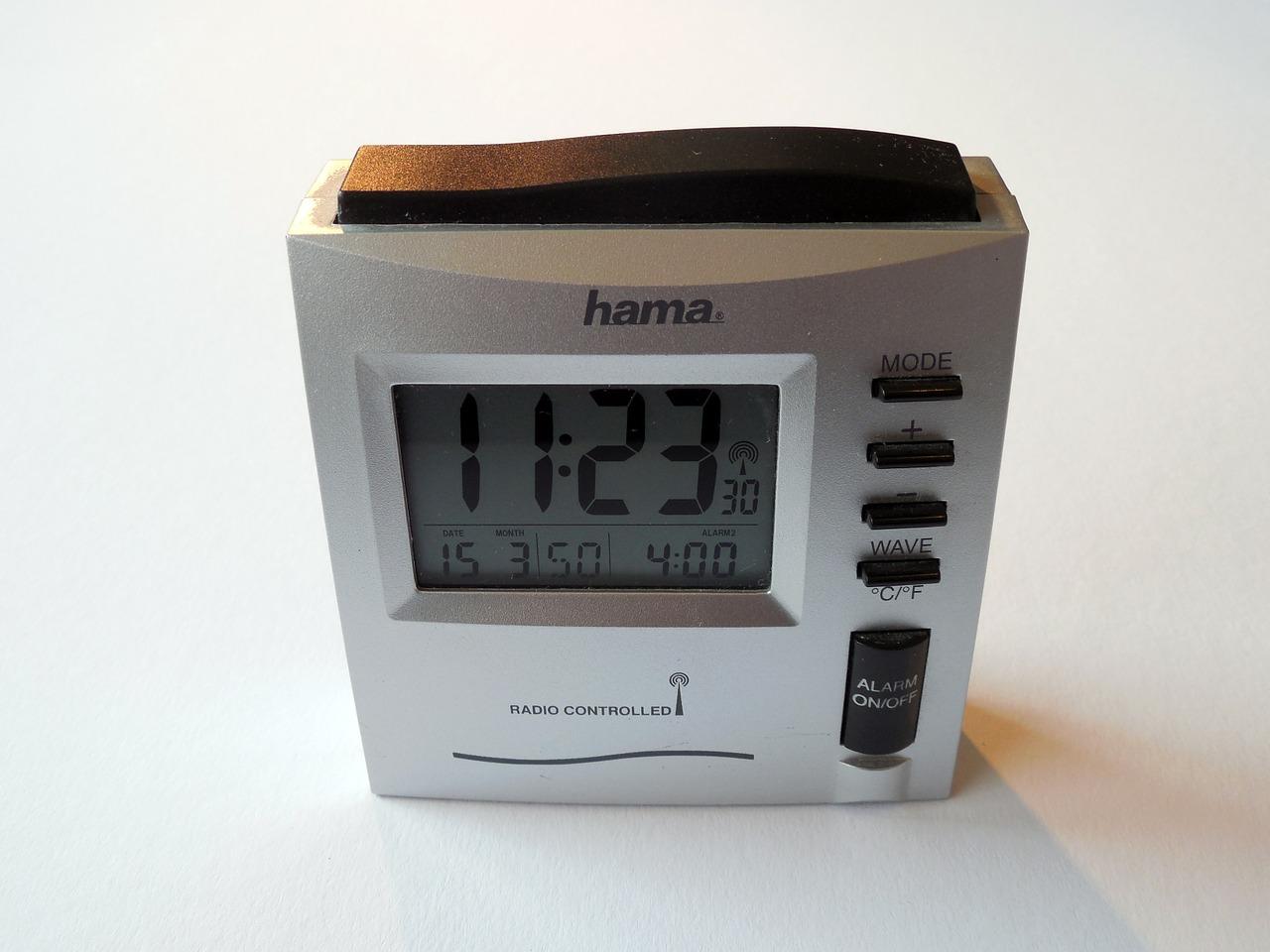 alarm-clock-674648_1280